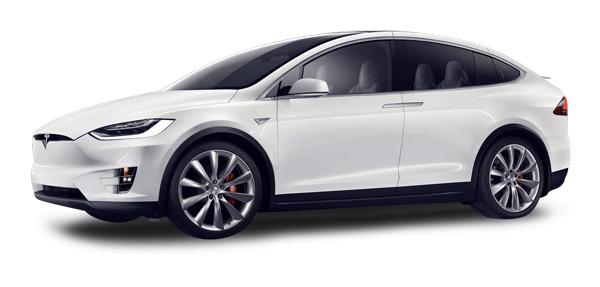 Posto de Carregamento para Tesla Model X