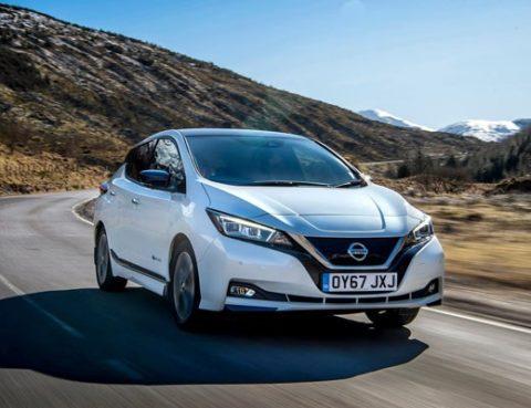 Nissan leaf 2020 Acenta