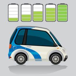 tempo de carregamento bateria de carro elétrico
