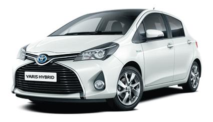 Toyota Yaris Híbrido Plug-in