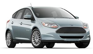 Instalação de Posto de Carregamento para Ford Focus elétrico
