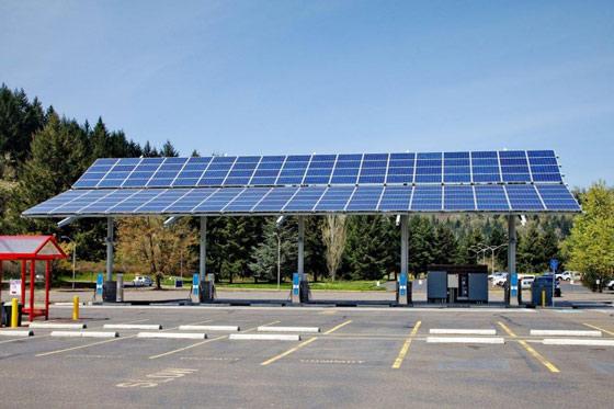 Postos de Carregamento de energias renováveis