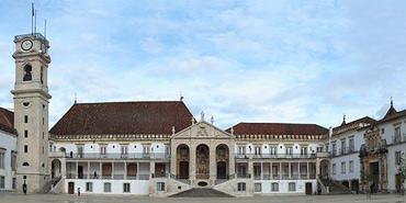 Coimbra, cidade para instalar um posto de carregamento