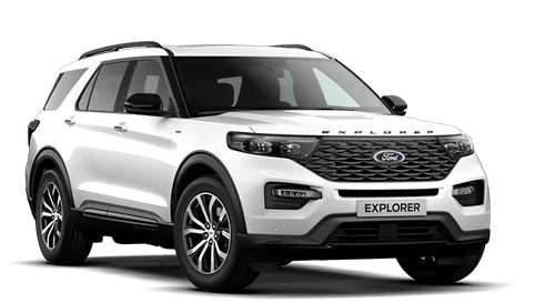 carregar ford explorer hibrido
