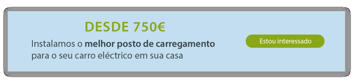 Wallbox Garagem Privada desde 750€