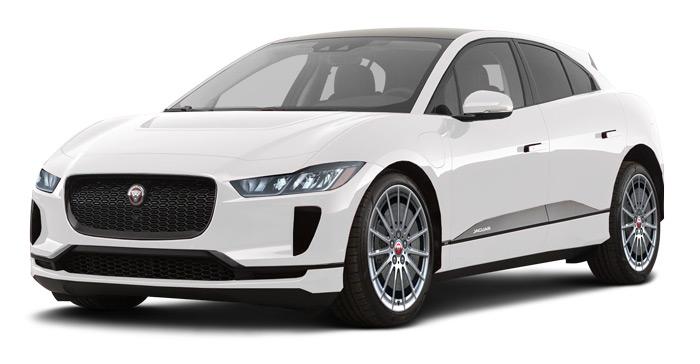 Veículo elétrico Jaguar i-Pace