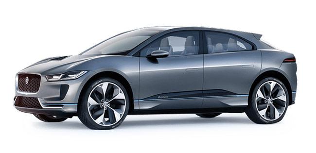 Jaguar I-PACE, carro elétrico