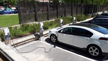 Mobilidade elétrica empresas