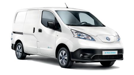 Carrinha elétrica Nissan e-NV200
