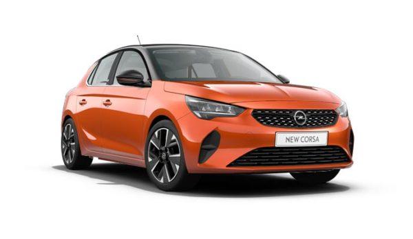 Poste carregamento Opel Corsa e
