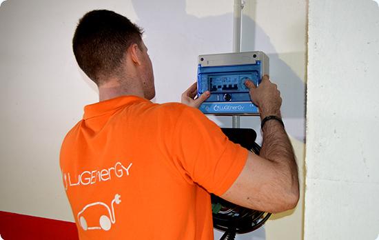 Pedir orçamento LugEnergy
