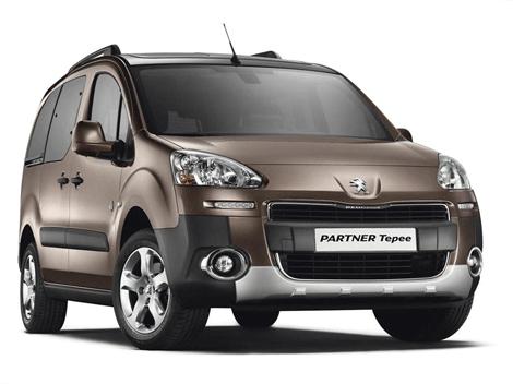 Carregador para Peugeot Partner Tepee