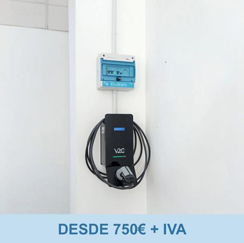 Preço posto carregamento elétrico