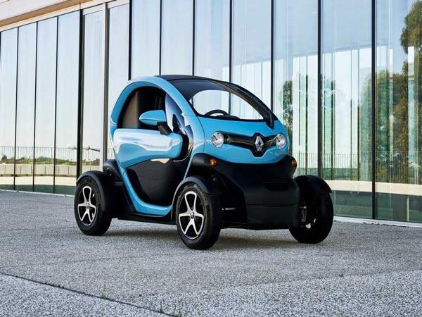 Renault Twizy, carro elétrico barato