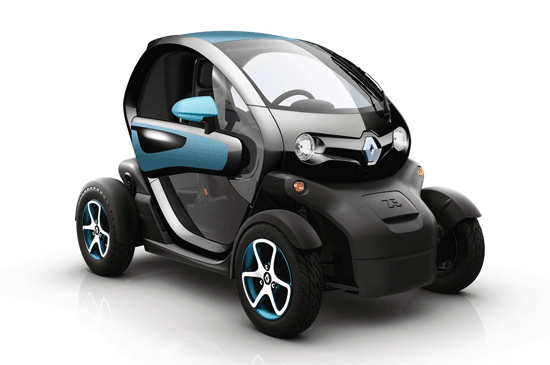 Carregador para Renault Twizy