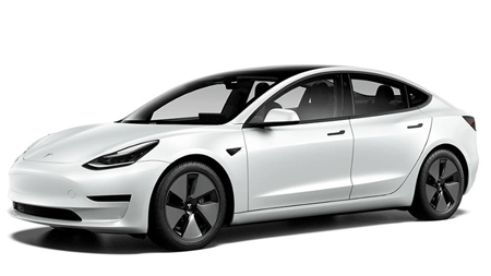 Carro elétrico Tesla Model 3